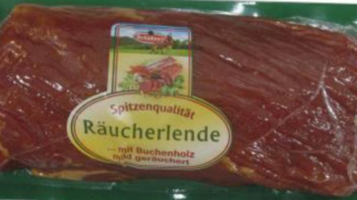 Lebensmittelwarnung bei Netto: Salmonellen in Räucherlende