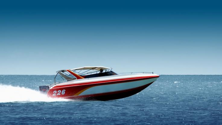 Speedboot Unfall