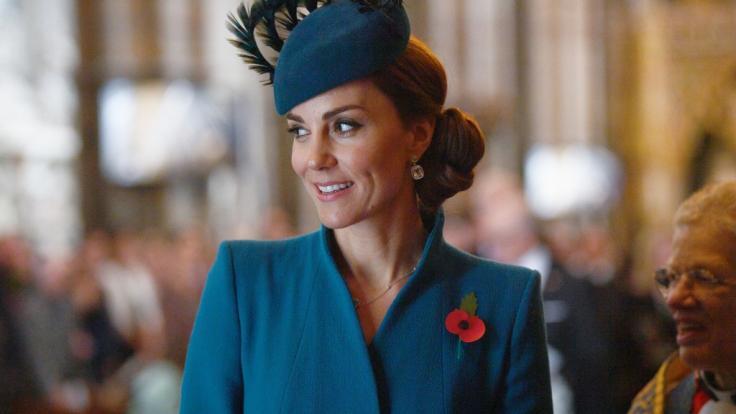 Kate Middleton wird eines schönes Tages zur Prinzessin von Wales.