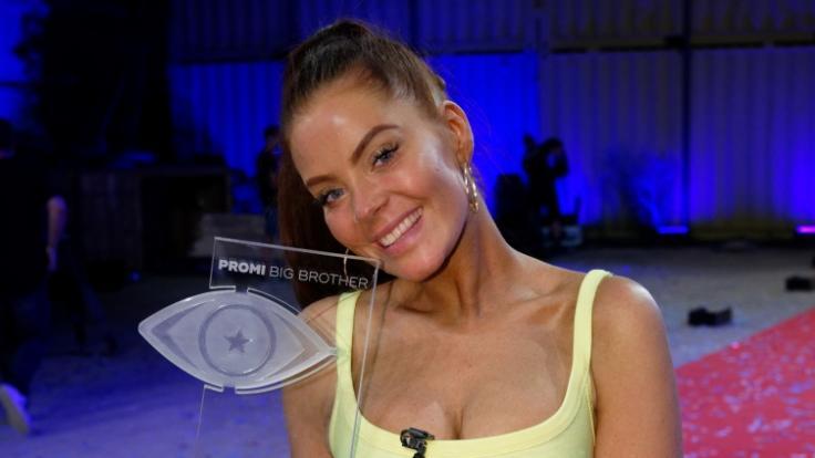 Janine Pink bestätigte die Trennung von Tobias Wegener.