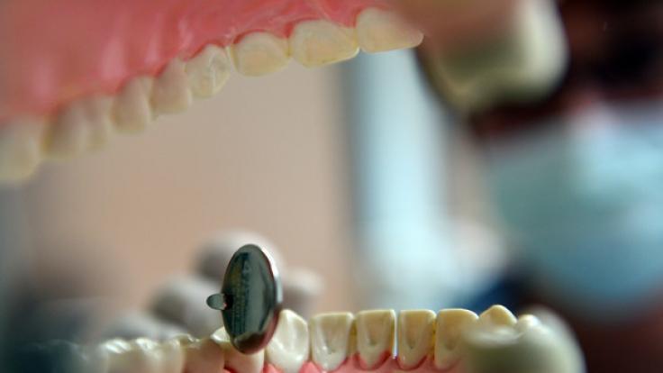 Ist Aspirin schädlich für unsere Zähne? (Foto)