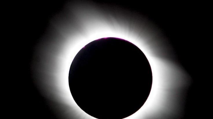Am 21. August 2017 findet eine totale Sonnenfinsternis statt.