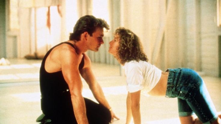 Frances (Jennifer Grey) und Johnny (Patrick Swayze). (Foto)