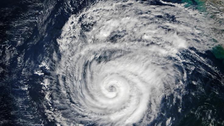Saharastaub beeinflusst die Entstehung von Hurrikanen auf dem Atlantik. (Foto)