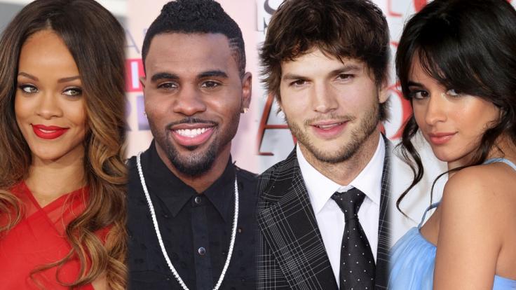 Die echten Namen der Stars: So heißen Rihanna, Ashton Kutcher  Co. (Foto)