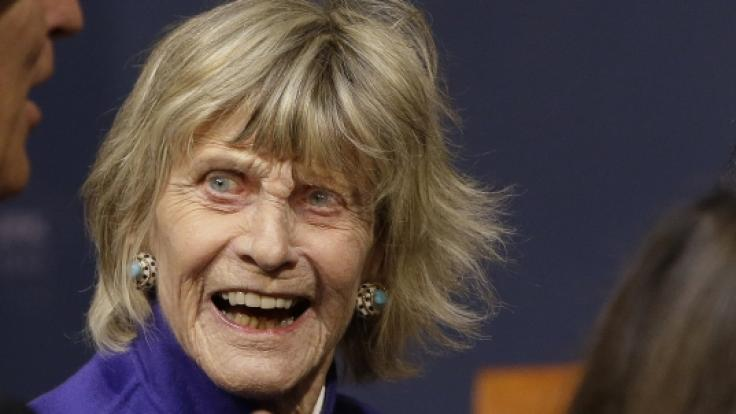 Jean Kennedy Smith, ehemalige US-Diplomatin, ist im Alter von 92 Jahren gestorben. (Foto)