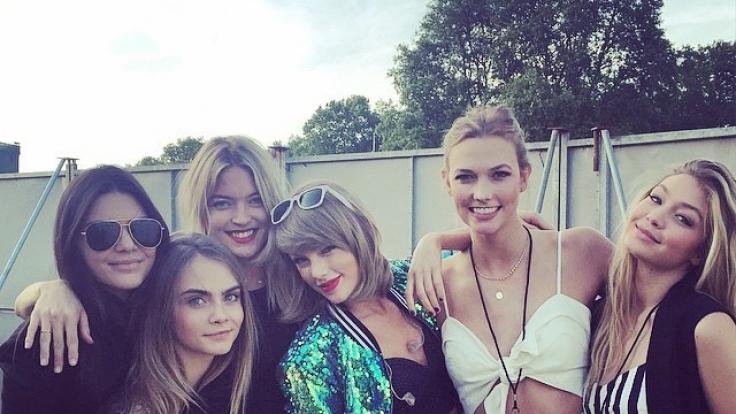 Diese fünf Mädels erleben gerade einen wahren Höhenflug - gemeinsam.