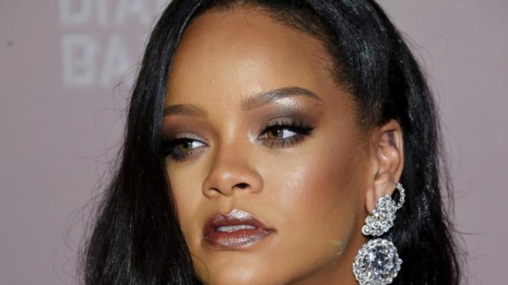 Rihanna tanzt auf Instagram in Dessous - und bittet den Lord um Vergebung (Foto)