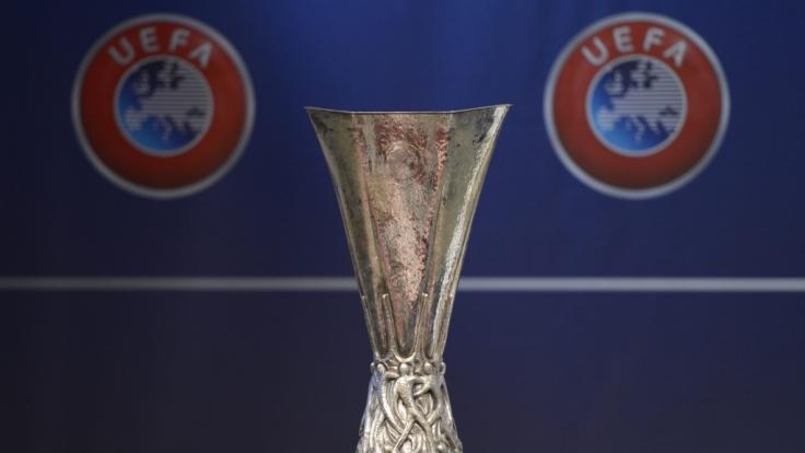 Wer schnappt sich am16.05.18 den Europa-League-Pokal?
