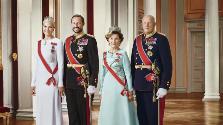 royale Skandale in den Königshäusern Europas