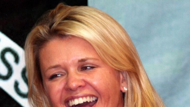 Grund zur Freude: Corinna Schumacher darf die Reining-WM 2016 ausrichten.