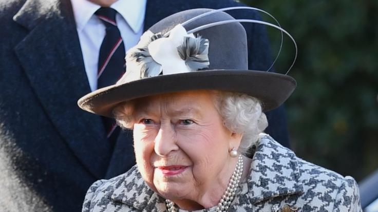 Queen Elizabeth II. bangt um ihre Gesundheit. (Foto)