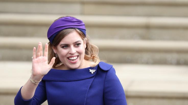 Hochzeit gefährdet: Bekommt Prinzessin Beatrice stattdessen jetzt ein Baby? (Foto)