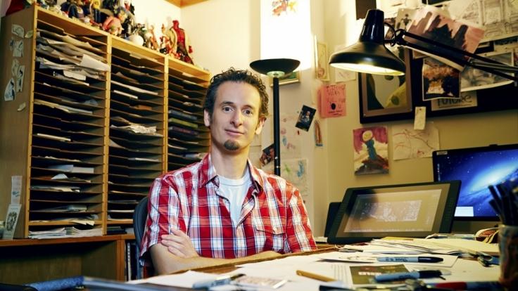 Chris Williams, ebenfalls Regisseur bei Baymax, führte schon Regie beim Oscar-nominierten Animationsfilm Bolt.
