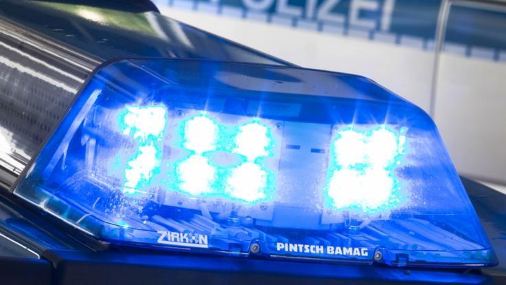 In Heide in Schleswig-Holstein ist eine Bombendrohung eingegangen. (Foto)
