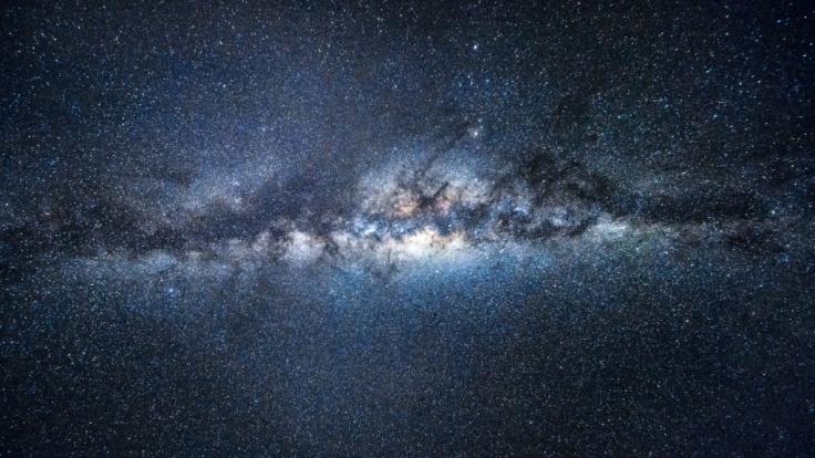 Wird das Universum bald zerstört? (Foto)