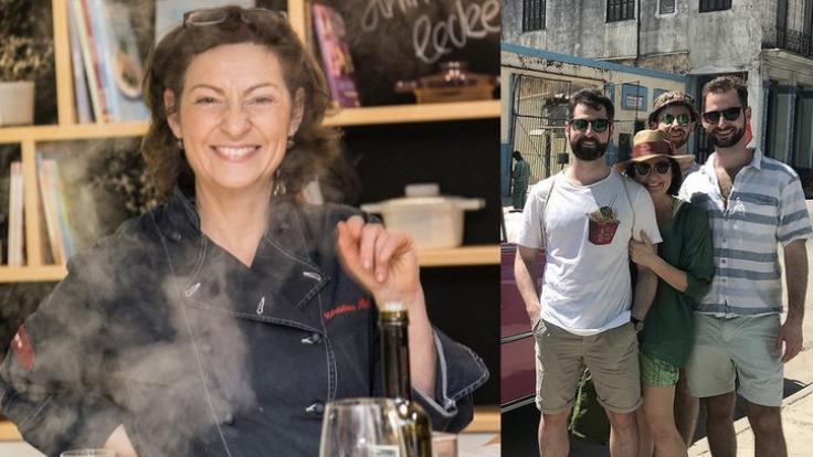 """Christina Richon hat die """"kulinarische Aromatherapie"""" erfunden. (Foto)"""