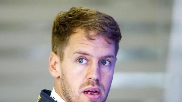 Nach vier Rennen wartet Formel-1-Weltmeister Sebastian Vettel noch immer auf seinen ersten Saisonsieg 2014.