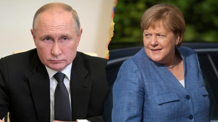 """Erklärt Wladimir Putin der EU etwa den """"Gas-Krieg""""? (Foto)"""