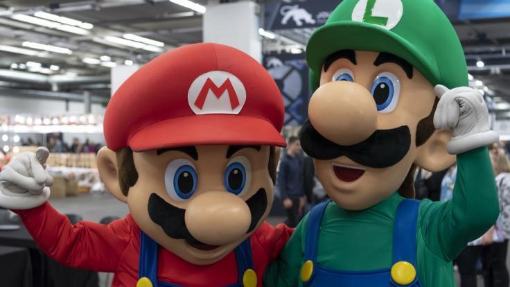 Nintendo ohne Mario und Luigi ist undenkbar (Foto)