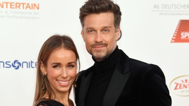 """Annemarie und Wayne Carpendale zu Corona-Zeiten: Schadet die """"Wir bleiben zu Hause""""-Challenge ihrer Ehe? (Foto)"""