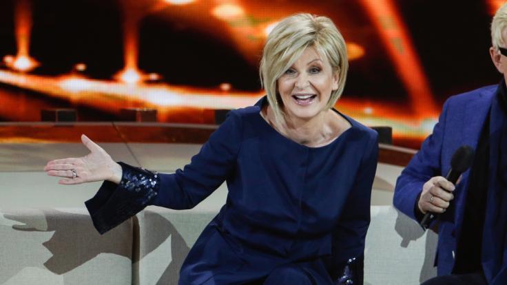 """Carmen Nebel 2018 in der ZDF-Gala """"Willkommen bei Carmen Nebel"""". (Foto)"""