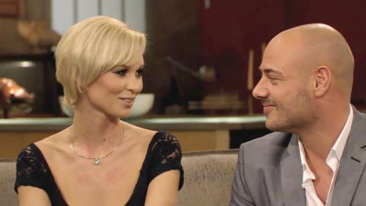 Wie lange geben Christian und Katja das Liebespaar?