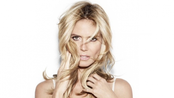 Heidi Klum ist immer noch gut im Modelgeschäft. (Foto)