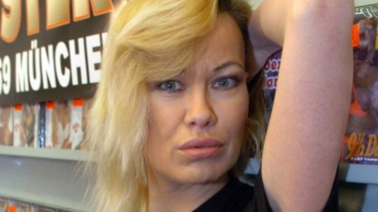 Sibylle Rauch spielte in etlichen Pornofilmen mit, bevor sie 2019 als Dschungelcamperin in