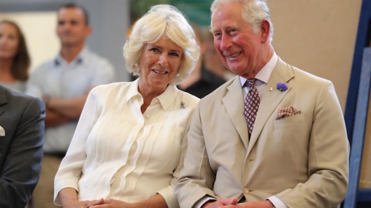 Prinz Charles und Camilla Parker-Bowles sind seit 2005 miteinander verheiratet. (Foto)