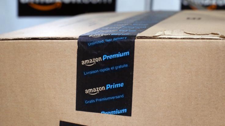 Der US-Internetgigant Amazon begeistert im Auftaktquartal die Anleger. (Foto)