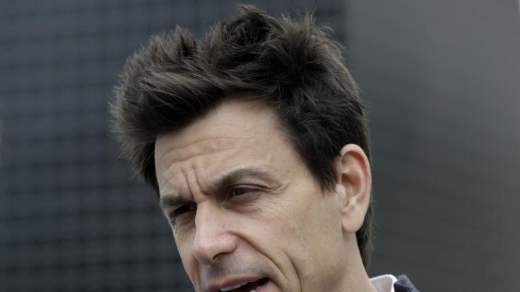 Mercedes-Motorsportchef Toto Wolff ist immer noch bewegt vom Schumi-Schicksal.