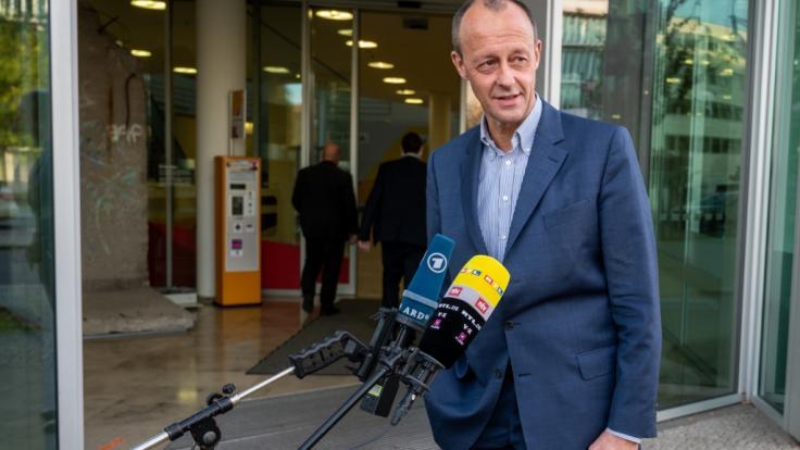 Ex-Unionsfraktionschef Friedrich Merz will im Fall seiner Wahl zum CDU-Bundesvorsitzenden einen Bruch mit der Ära Merkel verhindern.