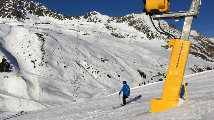 Deutsche Ski-Touristen werden vorerst nicht auf ihre Kosten kommen. (Foto)