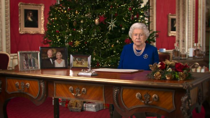 Channel 4 schockt mit einer gefälschten Weihnachtsansprache der Queen. (Foto)