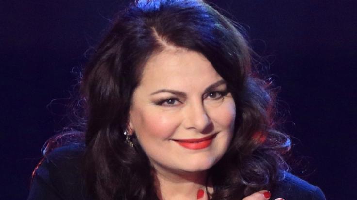 """Marianne Rosenberg bei einem Auftritt in der Show """"Willkommen bei Carmen Nebel"""" im Jahr 2016. (Foto)"""