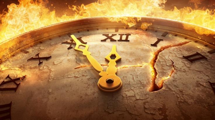 Laut einem Numerologen ist es buchstäblich Fünf vor Zwölf.