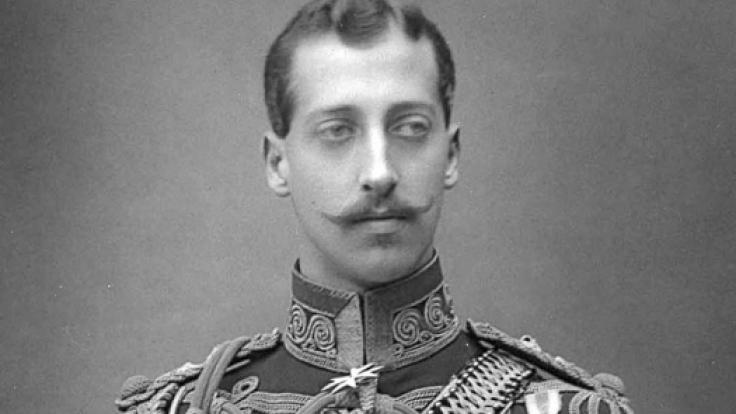 Prinz Albert Victor, alias Eddy, war für den britischen Thron vorgesehen. (Foto)