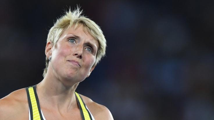 Comeback nach Baby-Pause: Christina Obergföll bei den Olympischen Spielen 2016 in Rio. (Foto)