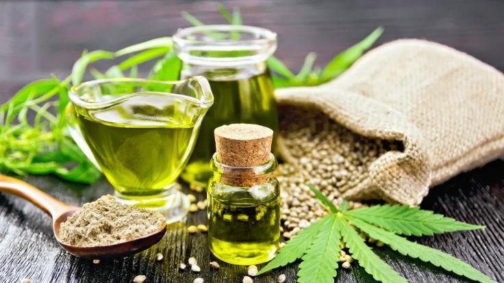 Gesundheits- und Beauty-Wunder Cannabis?
