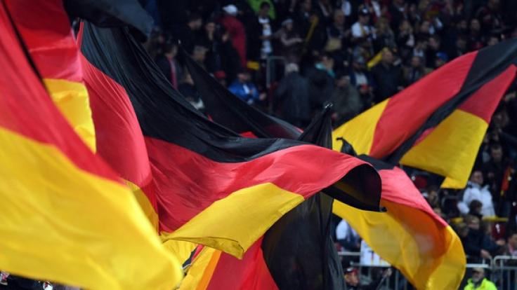 Jogi Löw könnte den dritten Sieg in Folge in Wembley holen. (Foto)