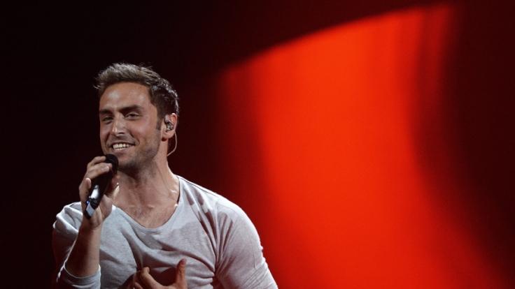 Måns Zelmerlöw hat den Eurovison Song Contest 2015 für Schweden gewonnen. (Foto)