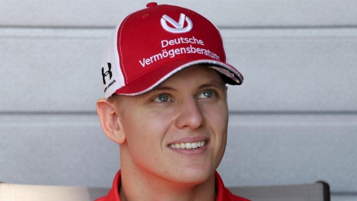 Mick Schumacher gibt am Sonntag sein Formel-1-Debüt. (Foto)