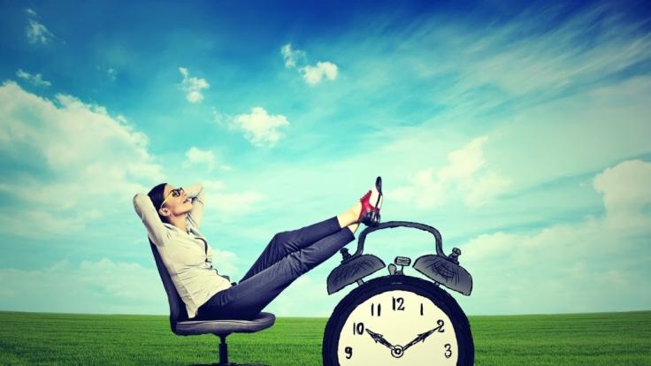 Zeit für Mehr: Immer mehr Deutsche können sich vorstellen, weniger zu arbeiten. (Foto)