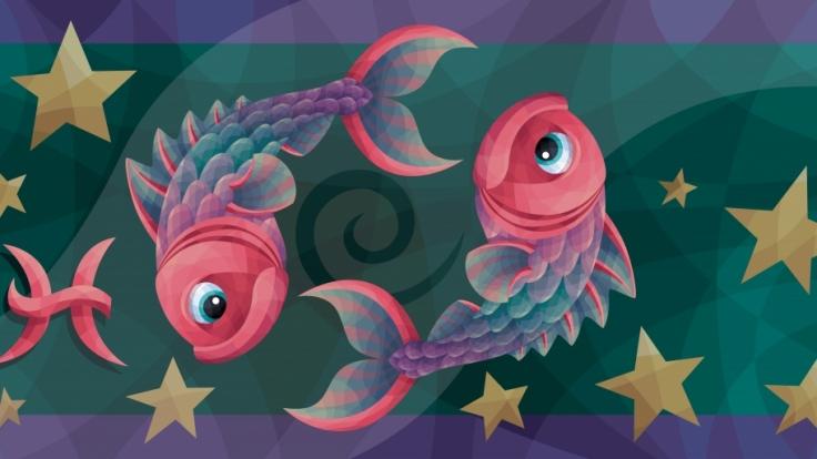 Sensibel, hilfsbereit, künstlerisch - Fische im Horoskop (Foto)