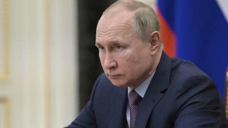 Wladimir Putin könnte weiter aufrüsten.
