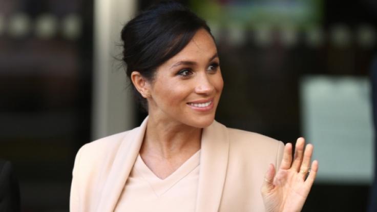 Meghan Markle erwartet ihr zweites Kind mit Prinz Harry.
