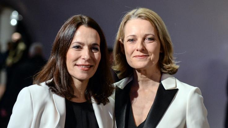 Anne Will trennt sich nach drei Jahren von Ehefrau Miriam Merkel.