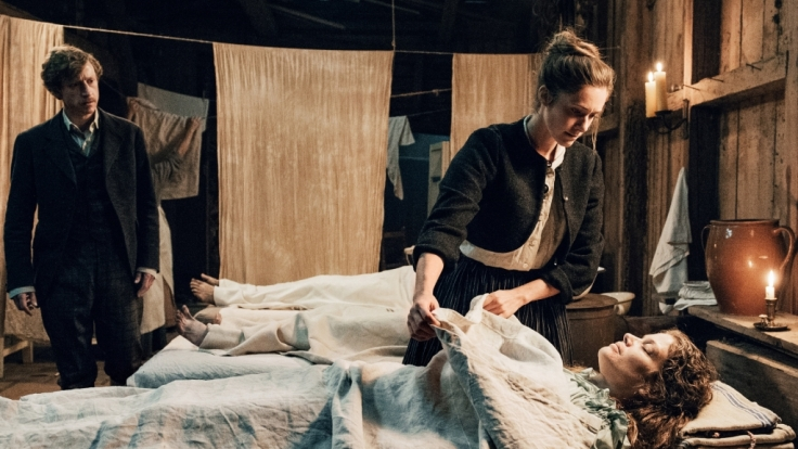 """In Teil zwei von """"Gotthard"""" bekommen es Max und Anna mit Seuchen und einem Aufstand zu tun. (Foto)"""