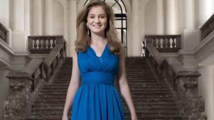 Happy Birthday, Prinzessin! Elisabeth von Belgien wird 18 Jahre jung. (Foto)